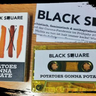 Cover: TaR-031-Black-Square-Potatoes-gonna-potate