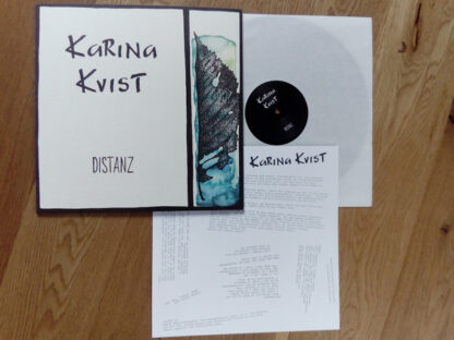 Cover: Tanz-auf-Ruinen-Records-Karina-Kvist-Farbenflucht-Prototyp-Distanz