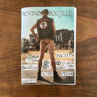 Cover: Tanz-auf-Ruinen-Records-Provinzpostille-6