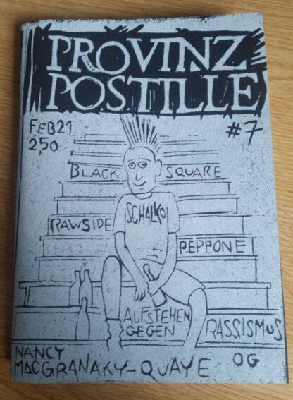 Cover: Provinzpostille #7