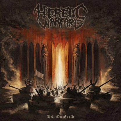 Cover: Heretic Warfare - Hell on Earth